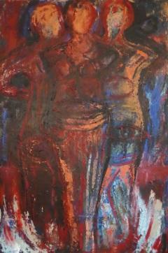 Triptych 1 120 x 80