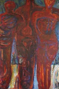Triptych 3 120 x 80