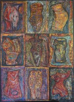 Relics 134 x 96